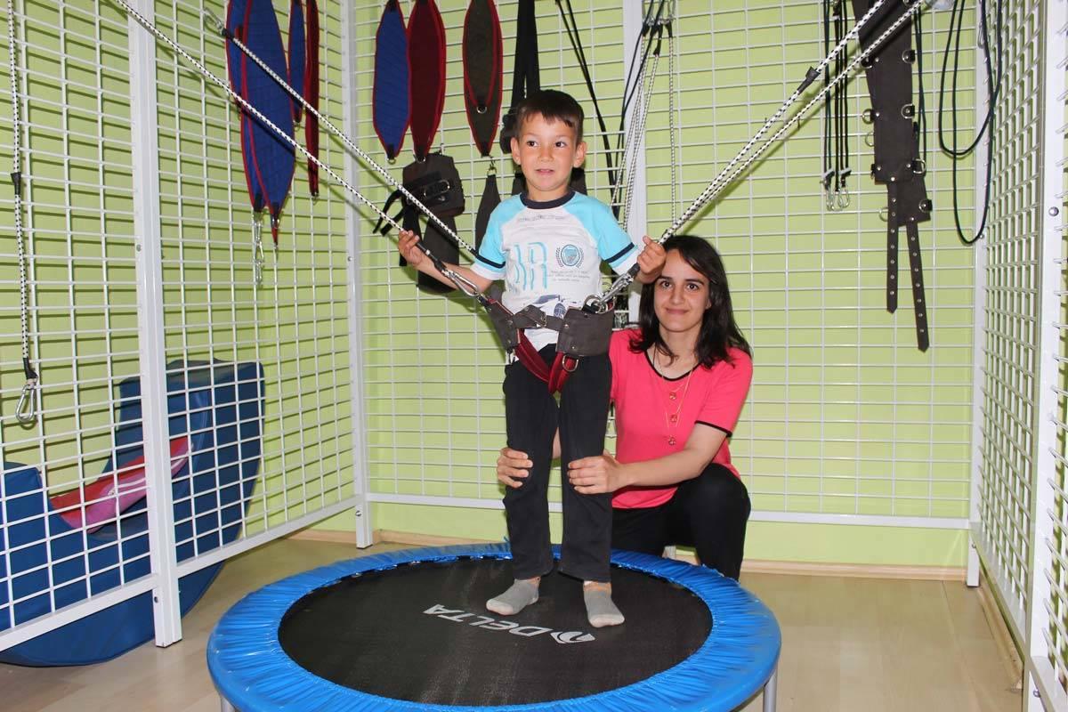 Bedensel Engelli Bireyler Destek Eğitim Programı, [YeniGün Özel Eğitim ve Rehabilitasyon Merkezi]