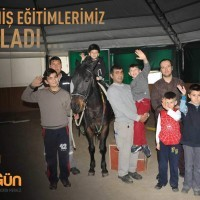 2017 At Biniş Eğitimlerimiz Başladı