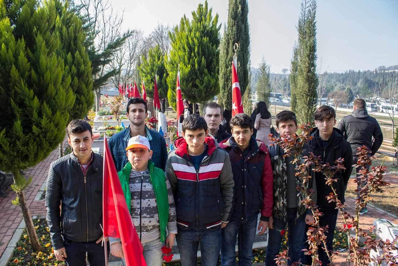 18 Mart Çanakkale Zaferi, Şehitlik Ziyaretimiz