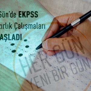 YeniGün'de 2018 EKPSS Hazırlıkları Başladı!