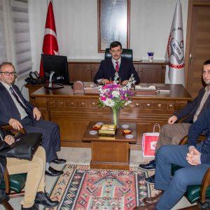 YeniGün'den Bursa İl Milli Eğitim Müdürüne Ziyaret