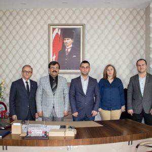 Osmangazi İlçe Milli Eğitim Müdürlüğü Ziyaretimiz
