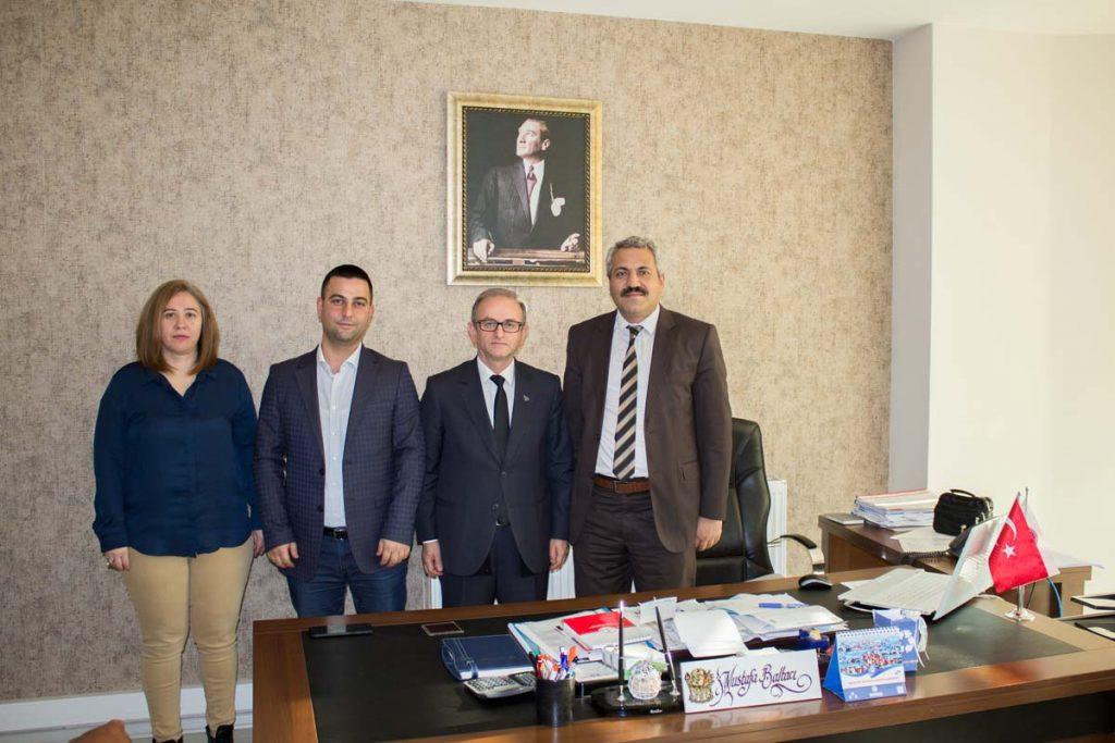 YeniGün Osmangazi İlçe Milli Eğitim Müdürlüğü Ziyareti