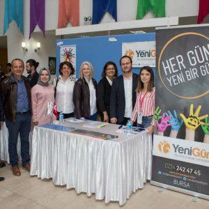 Anadolu Üniversitesi'nde 13. Özel Eğitim Kariyer Günlerindeyiz