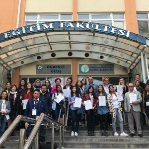 28. Ulusal Özel Eğitim Kongresi'ndeyiz