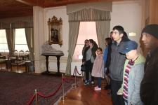 Atatürk Köşkü Müze Gezimiz