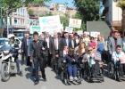 Engelli Dernekleri Farkındalık Yürüyüşü