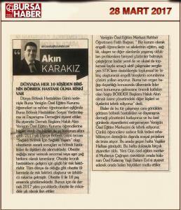 Bursa Haber (28.03.2017)