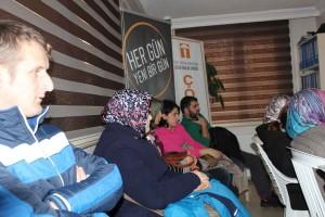 """Prof. Dr. Arzu Özen'le """"Otizmli Bireylerin Annelerine Öneriler"""" Buluşması (2016)"""