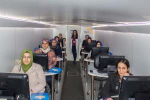 YeniGün'de Velilere Yönelik Bilgisayar Eğitimi Kursu