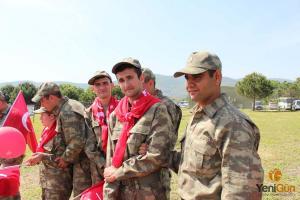 Temsili Askerlik Yemin Töreni, Gemlik (2017)