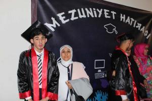 Öğrencilerimizin Okul Mezuniyet Töreni (2017)