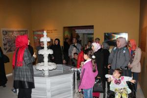 3 Aralık Dünya Engelliler Gününde Engelsiz Müzeleri Gezdik