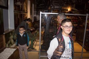 3 Aralık Dünya Engelliler Günü, Engelsiz Müzeler Gezisi (2017)