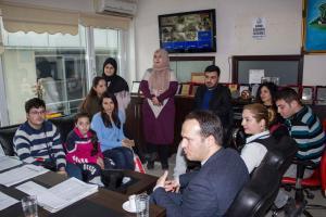 Çalışan Gazeteciler Günü'nde Kent Gazetesi Ziyaretimiz