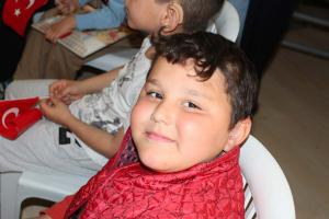 Ulusal Egemenlik ve Çocuk Bayramı'mız Kutlu Olsun
