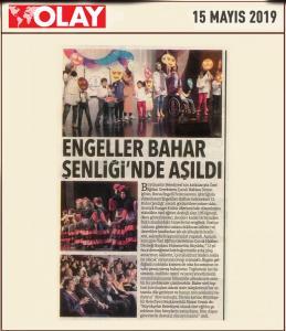 Olay Gazetesi (15.05.2019)