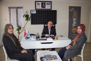 YeniGün'de Staj ve Gözlem Yapanlar