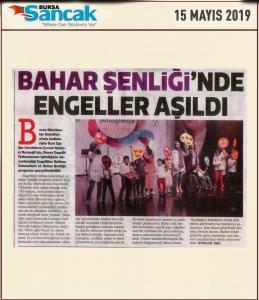 Sancak Gazetesi (15.05.2019)