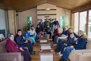 YeniGün Özel Eğitim Bursaspor Antremanında