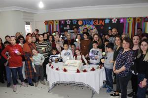 Velilerimiz Öğretmenlerimizin Gününü Kutladı (2019)