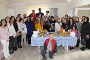 Velilerimiz Öğretmenlerimizin Gününü Kutladı (2019))